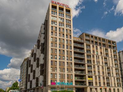 Warszawa, Puławska 257