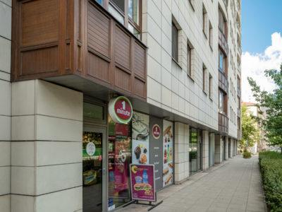 Warszawa, Kazimierzowska 43